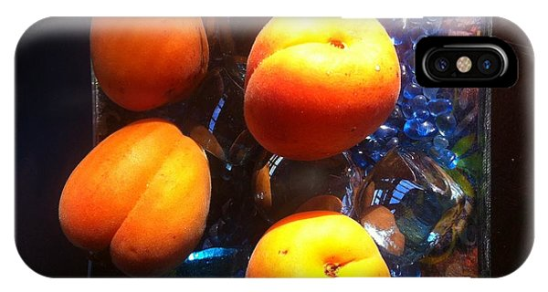 Our Juicy Apricots IPhone Case