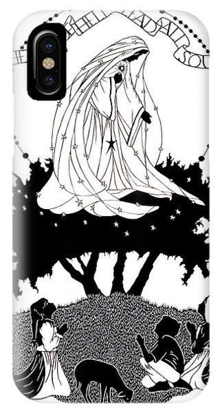 Our Lady Of Fatima - Dpolf IPhone Case
