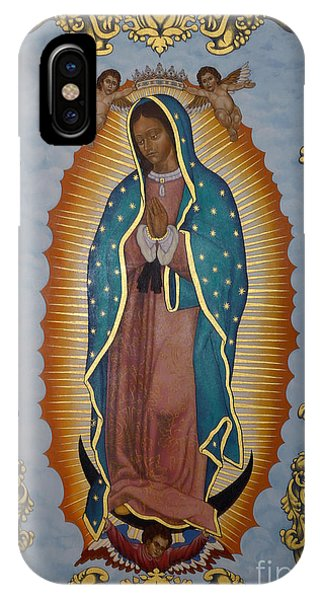 Our Lady Of Guadalupe - Lwlgl IPhone Case