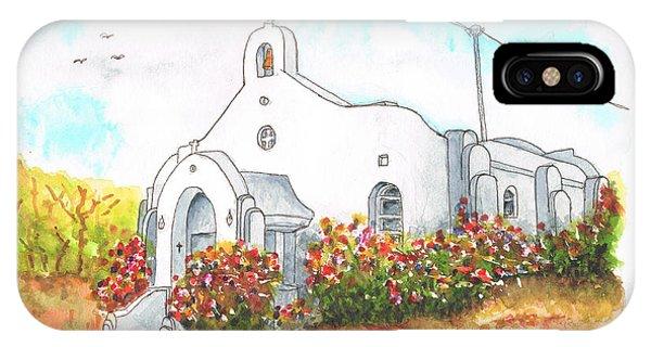 Our Lady Of Mount Carmel Catholic Church, Carmel,california IPhone Case
