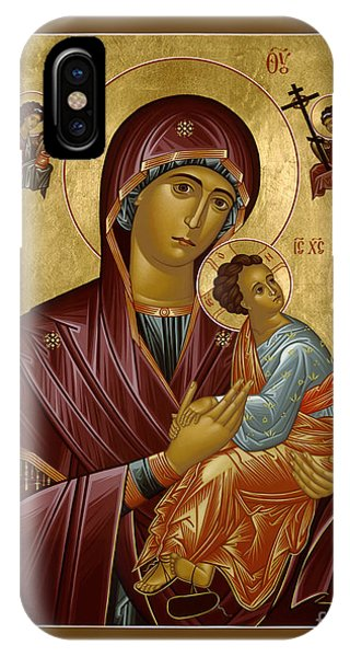 Our Lady Of Perpetual Help - Rloph IPhone Case