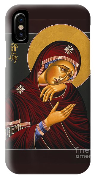 Our Lady Of Sorrows 028 IPhone Case