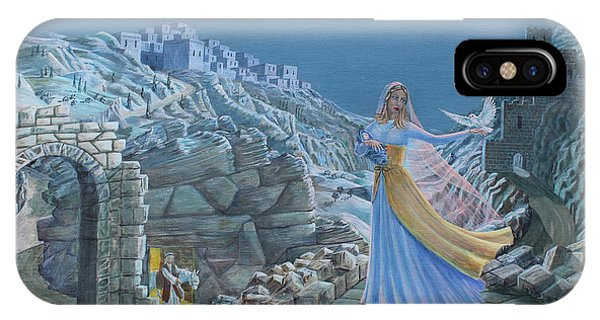 Our Lady Queen Of Peace IPhone Case