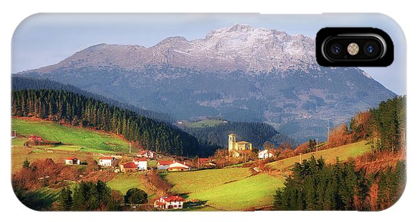 Our Little Switzerland IPhone Case