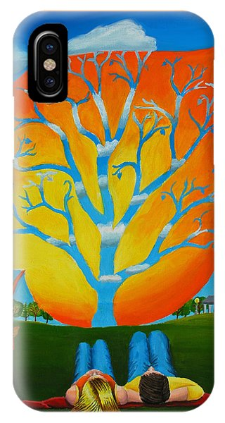 Our Seasons Winds IPhone Case