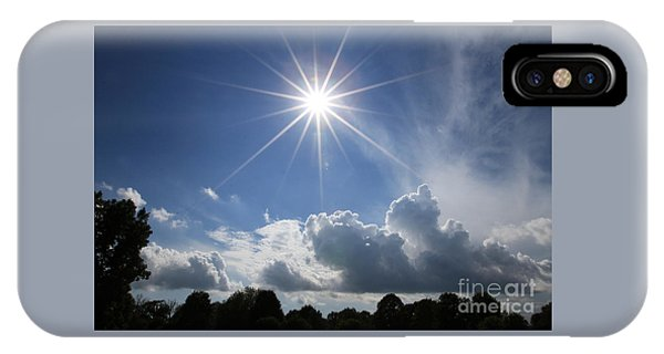 Our Shining Star IPhone Case
