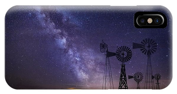 Our Milky Way  IPhone Case