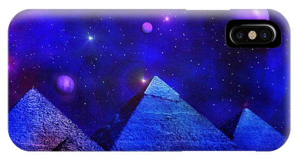 Out Of Eternity IPhone Case