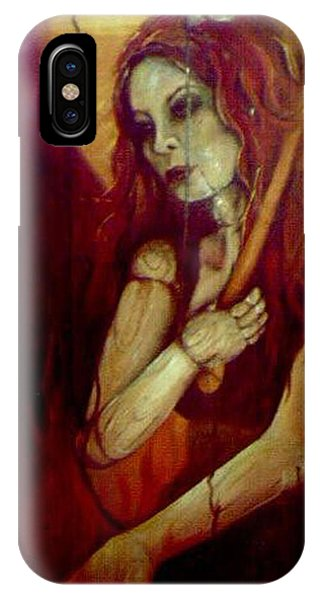 Out Of The Fire IPhone Case