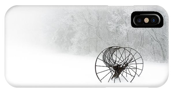 Out Of The Mist A Forgotten Era 2014 IPhone Case