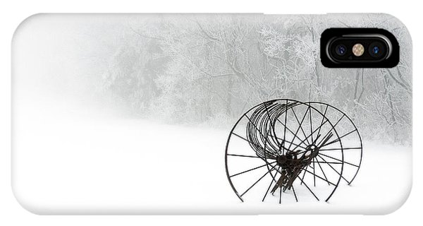 Out Of The Mist A Forgotten Era 2014 II IPhone Case