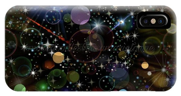 iPhone Case - Out Of This World by Lisa Marie Towne