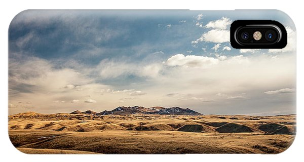 Bear Creek iPhone Case - Out Of This Worldly by Todd Klassy
