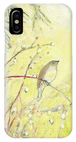 Impressionism iPhone Case - Out On A Limb by Jennifer Lommers