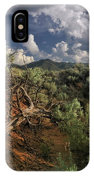 Out On The Mesa 2 IPhone Case
