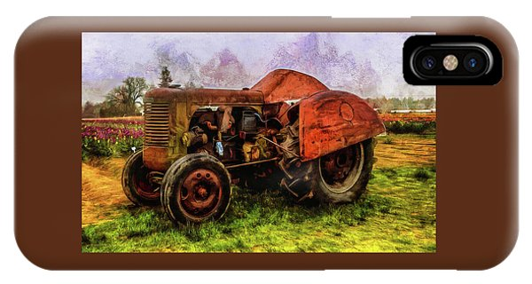 Put Out To Pasture IPhone Case