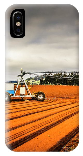 Technology iPhone Case - Outback Australia Agriculture by Jorgo Photography - Wall Art Gallery