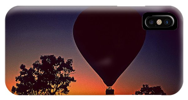 Outback Balloon Launch IPhone Case