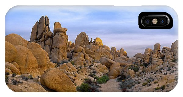 Outer Limits Pano View IPhone Case