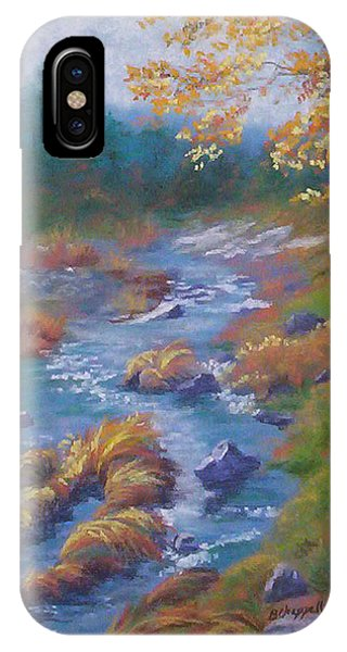 Outside Lake Tahoe IPhone Case