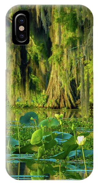 Outstanding Lotus IPhone Case