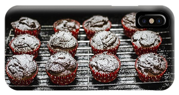 Icing iPhone Case - Oven Fresh Cupcakes by Jorgo Photography - Wall Art Gallery