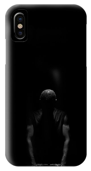 Over Me IPhone Case