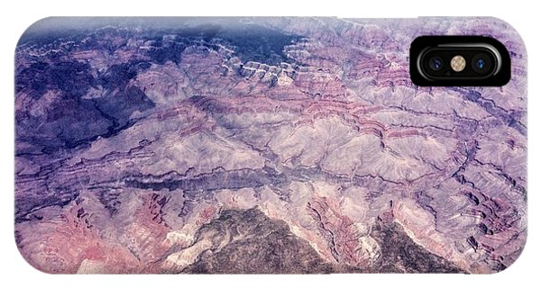 Over The Canyon IPhone Case