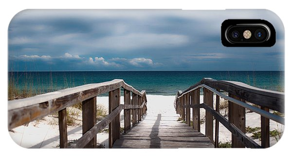 Over The Sand IPhone Case