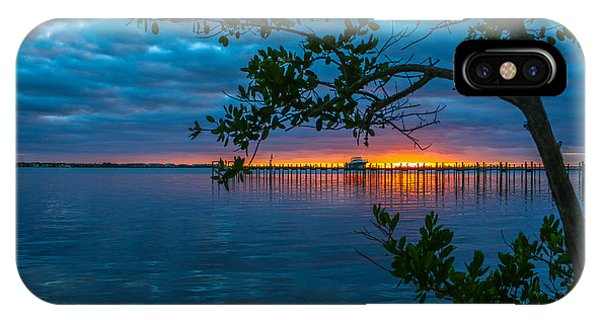 Overcast Sunrise IPhone Case