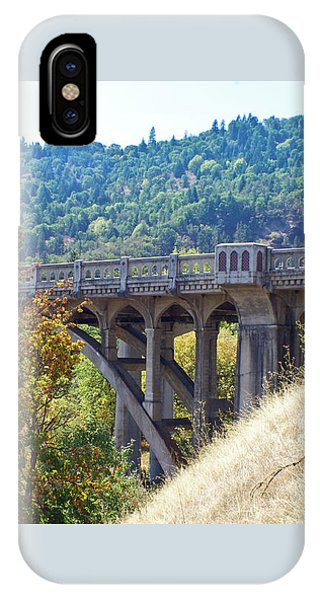 Overpass Underpinnings IPhone Case