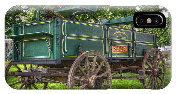 Owensboro Wagon IPhone Case