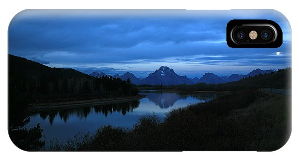 Oxbow Moon IPhone Case