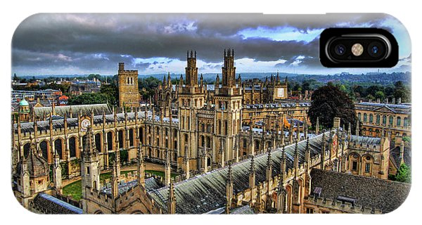 Oxford University - All Souls College IPhone Case