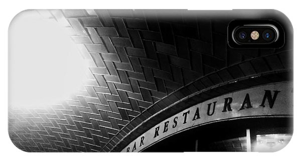 Oyster Bar iPhone Case - Oyster Bar At Grand Central by James Aiken
