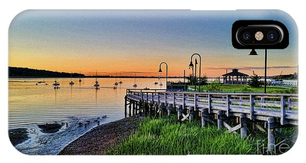 Oyster Bay Long Island IPhone Case