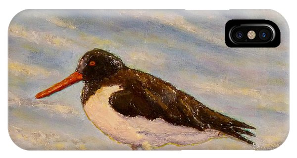 Oyster Catcher IPhone Case