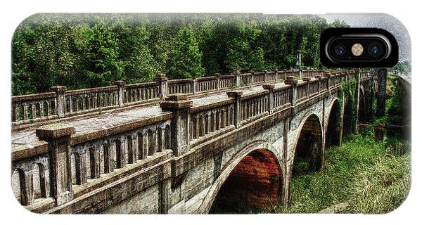 Ozark Alabama Bridge Phone Case by Frank Feliciano