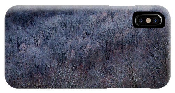 Ozark Trees #3 IPhone Case
