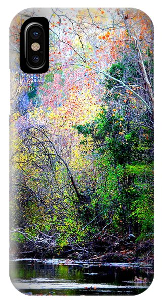 Ozarks Fall IPhone Case