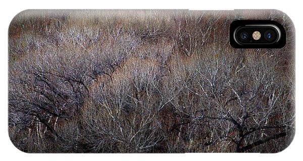 Ozarks Trees #5 IPhone Case