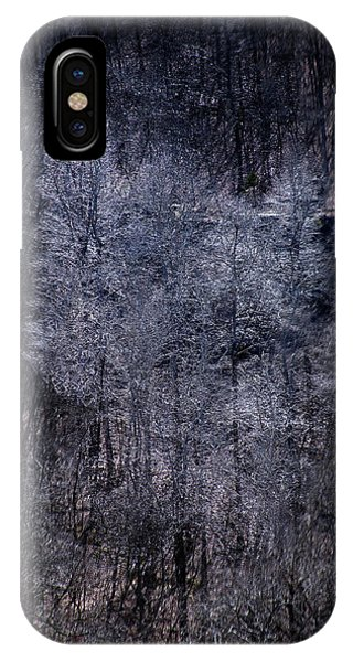Ozarks Trees #6 IPhone Case