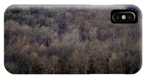 Ozarks Trees IPhone Case