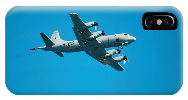 P 3 Orion IPhone Case