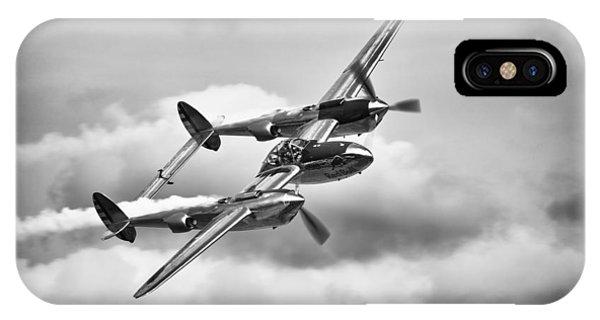 P-38 Lightning IPhone Case
