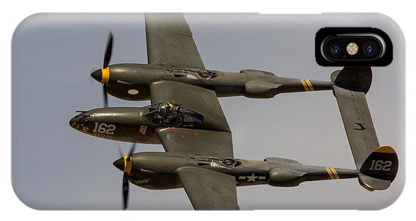 P-38 Skidoo IPhone Case