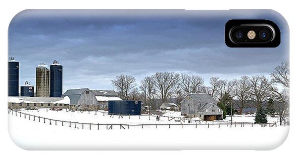 Pa Farm IPhone Case