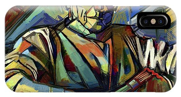 Pablo Picasso IPhone Case