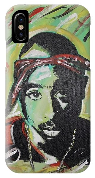 Pac Mentality IPhone Case