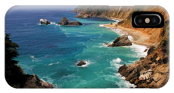 Pacific Coast Blues IPhone Case